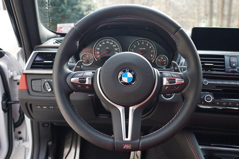 Diy Install M Performance Electronic Steering Wheel Bmw