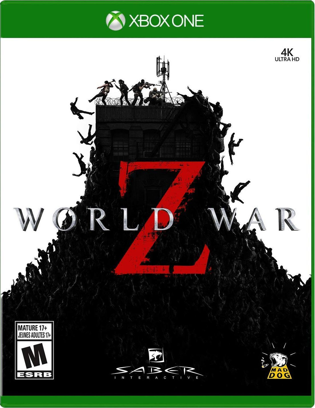 World War Z Ps4 games, Xbox one games, Playstation 4