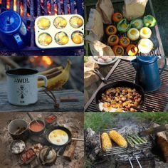 Outdoors Camping Campfire Campingroadtrip Rving Food Outdoor Cooking