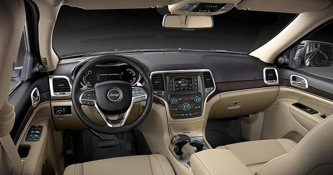 2016 Jeep Grand Cherokee Interior Redesign 2017 Jeep Grand