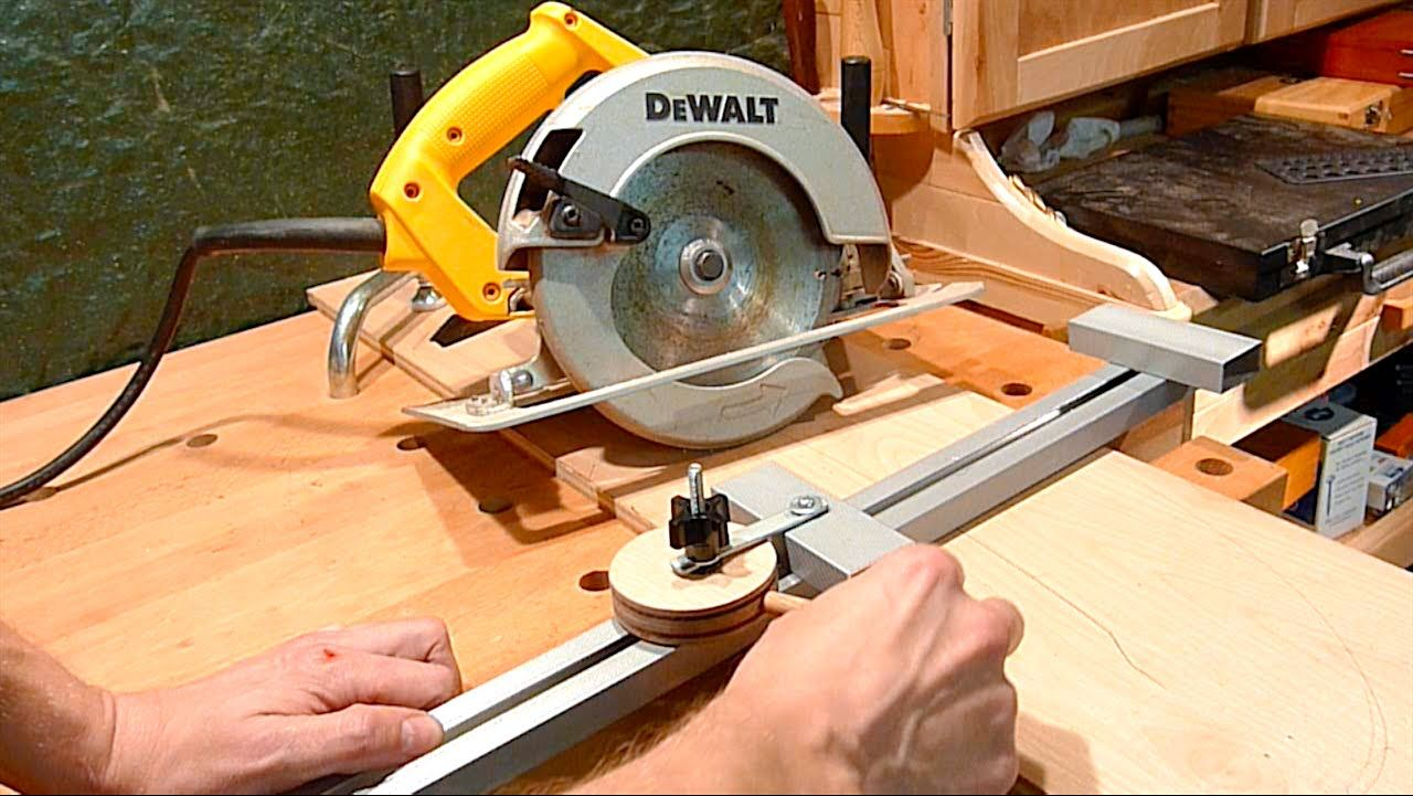 How to make a power-saw 56