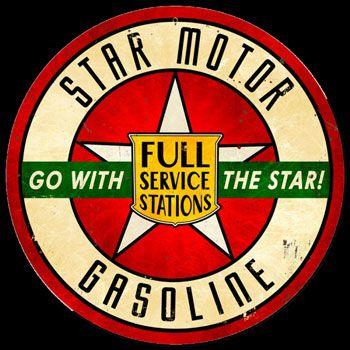 gas Poster Sign Vintage Art |     Gasoline Sign Vintage Gas
