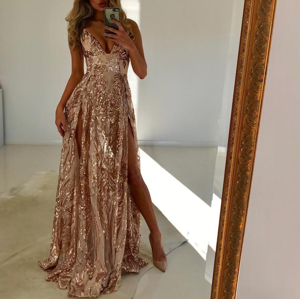 The Artistry Dress Evening Gown Formal Dress Prom Dress Maxi