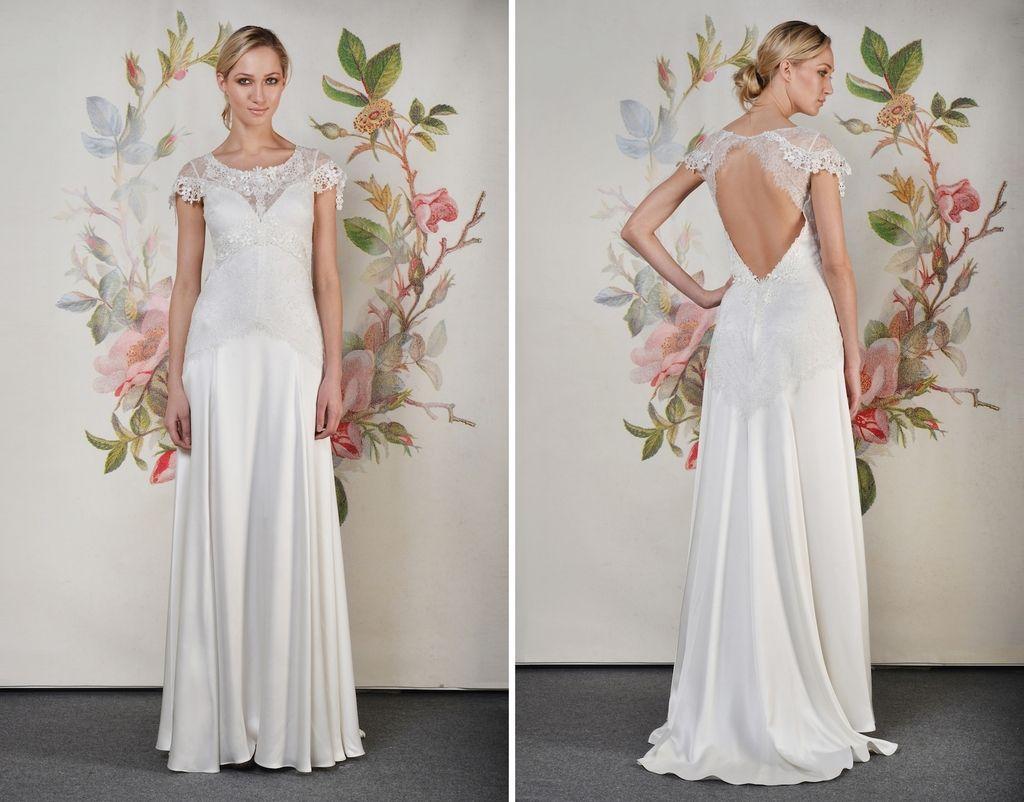 10 Best images about Summer Wedding Dress on Pinterest  Romantic ...