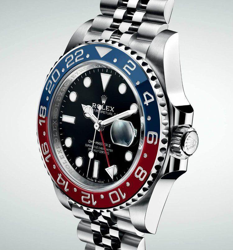 rolex Rolex Luxury watches for men, Rolex gmt master ii