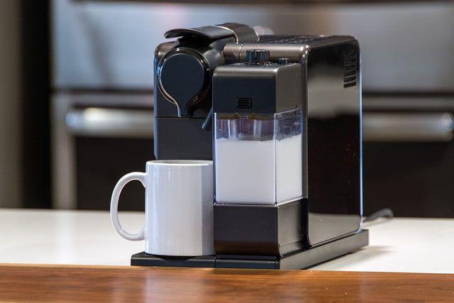 Nespresso Lattissima Touch Automatic Coffee Machine #automaticcoffeemachine