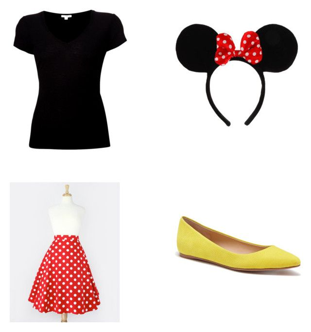 """Minnie Mouse!!! "" by orr112 ❤ liked on Polyvore"
