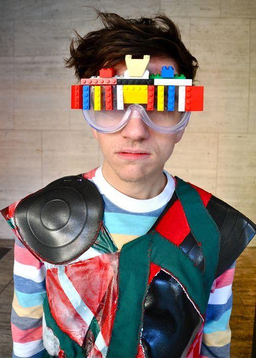 Lego fashion