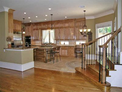 Big Houses Pictures Inside Too | Kitchen at 6118 Buffalo ...