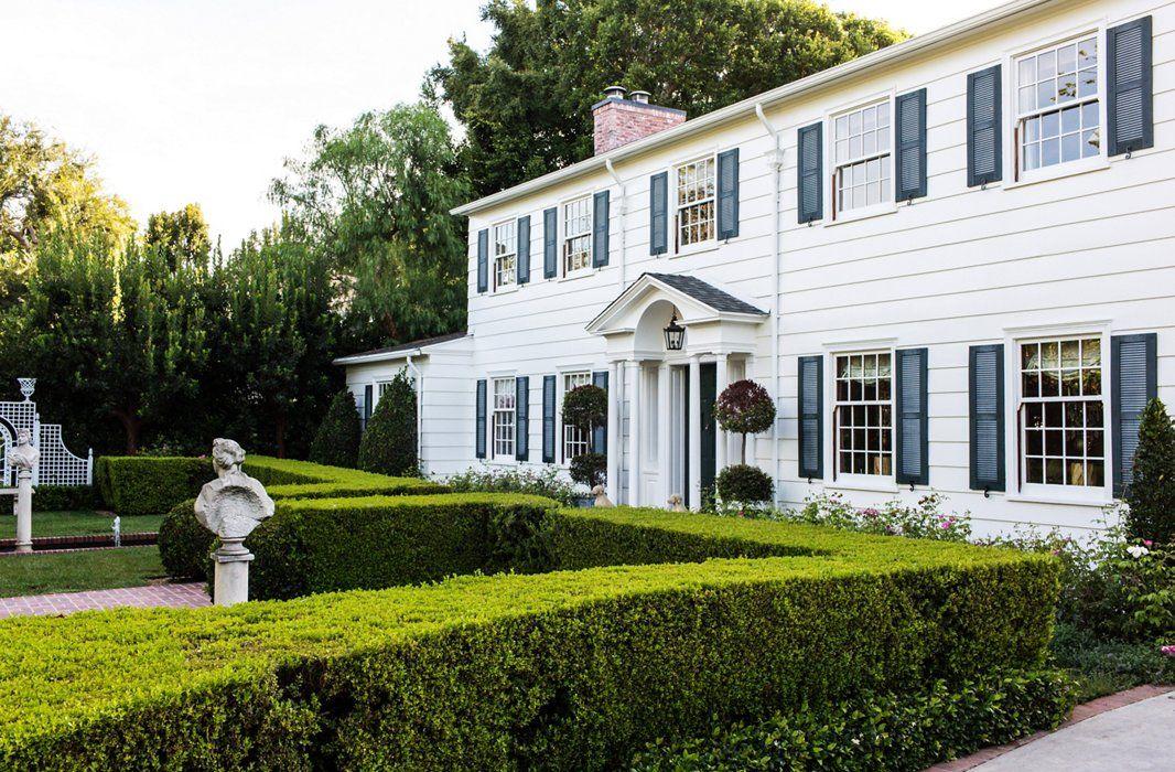 Uma clássica casa