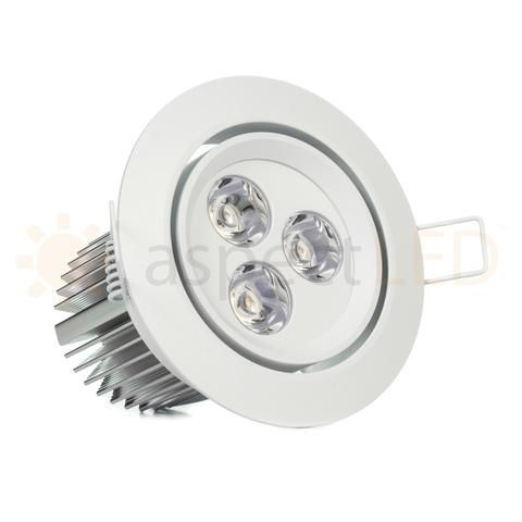 3 5 Led Recessed Light For Flat Or Sloped Ceilings Ultra