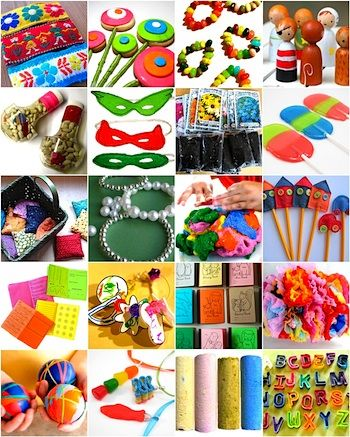 40 make your own party favors for kids!