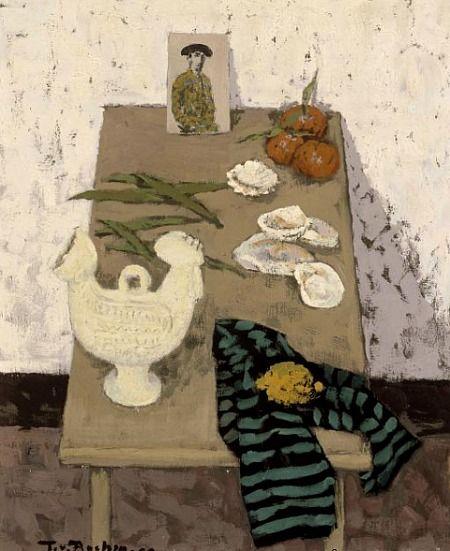 Tuomas von Boehm    Spanish Still Life    1953