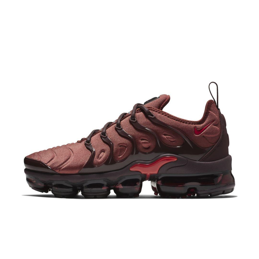 Nike Air VaporMax Plus Women's Shoe Size 11 (Burnt Orange