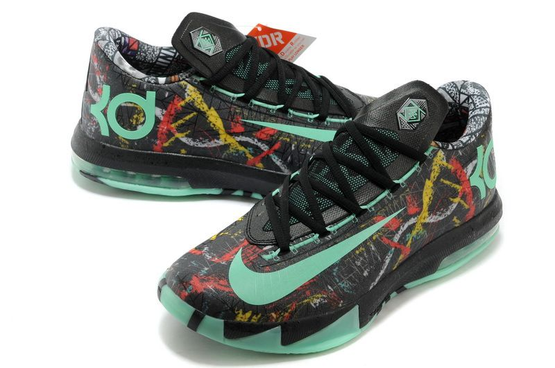 Cheap Nike KD 6 All Star Illusion Factory Outlet
