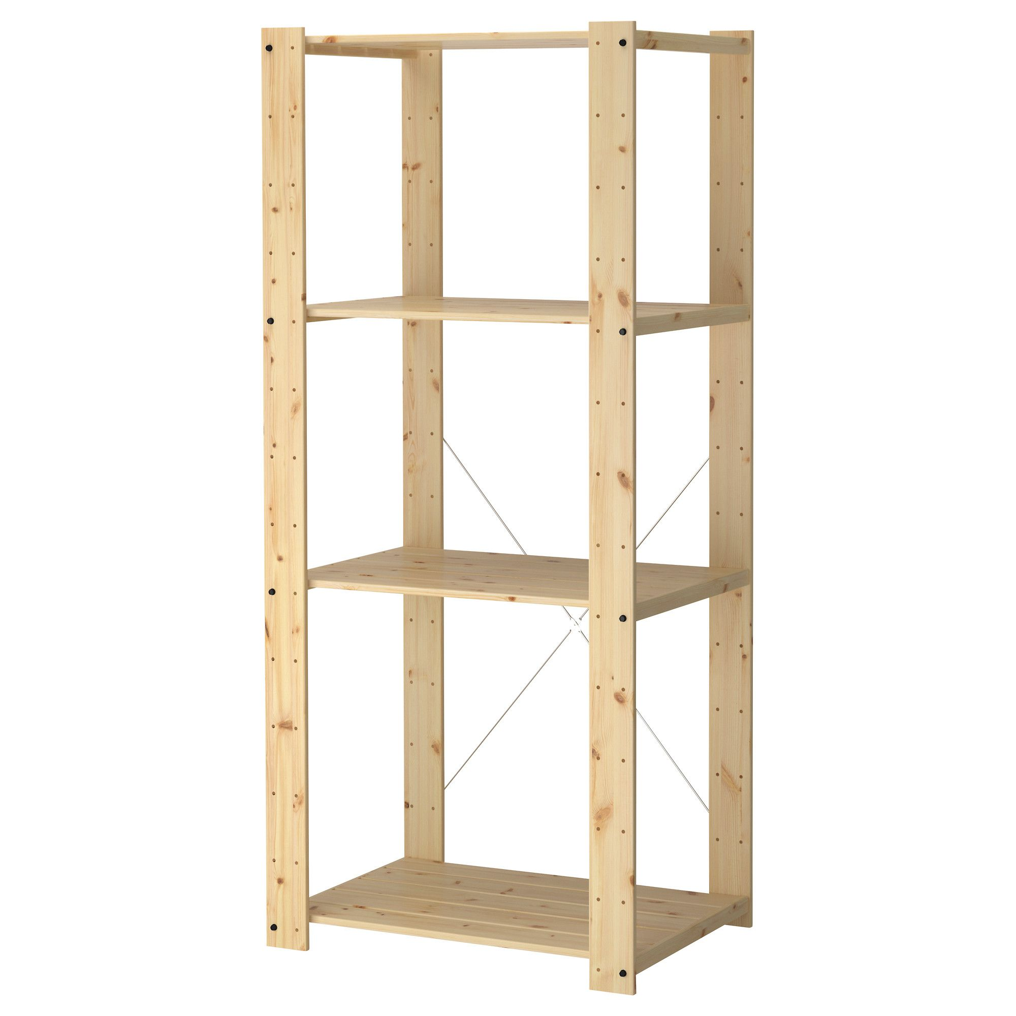 Ikea Regal Gorm Gorm Shelving Unit 30 3 4x21 5 8x68 1 2