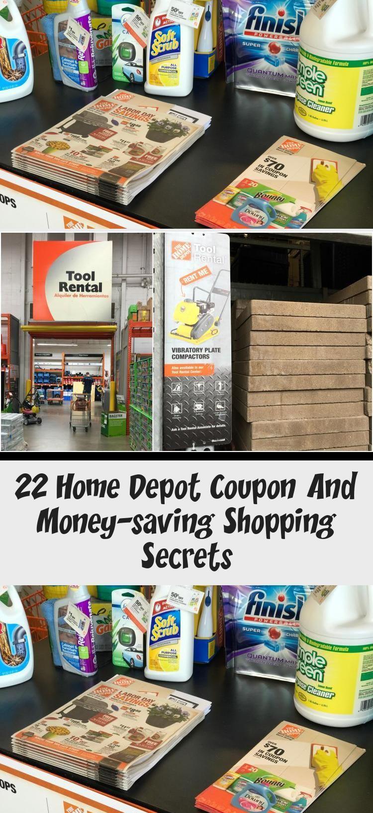 22 Home Depot Coupon And Moneysaving Shopping Secrets