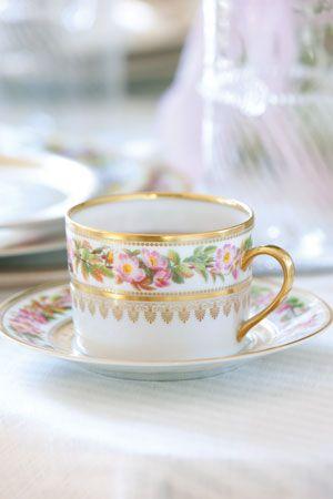Exquisite Tea Cup