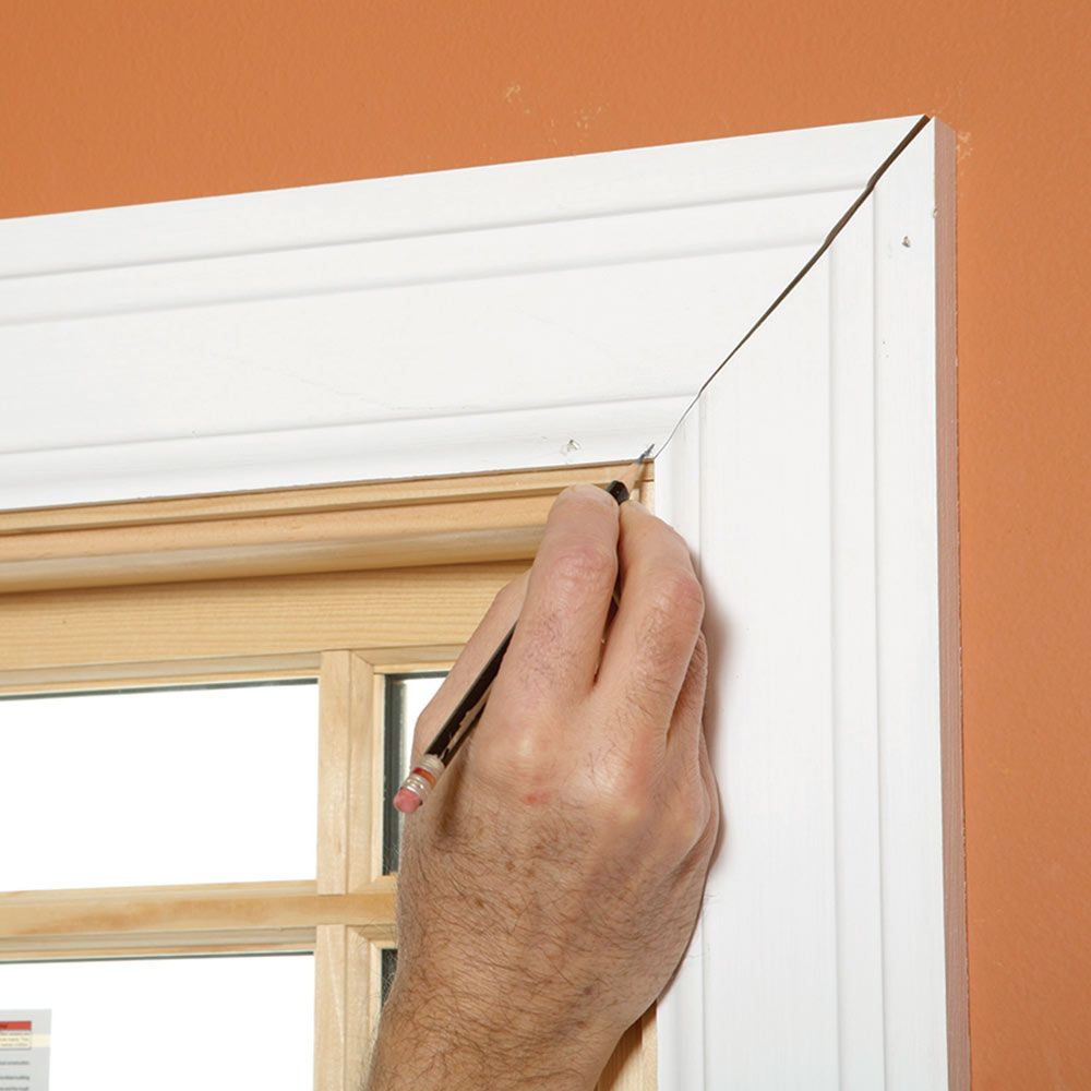 Tips For Tight Miters Woodworking Degree Angle And Drywall