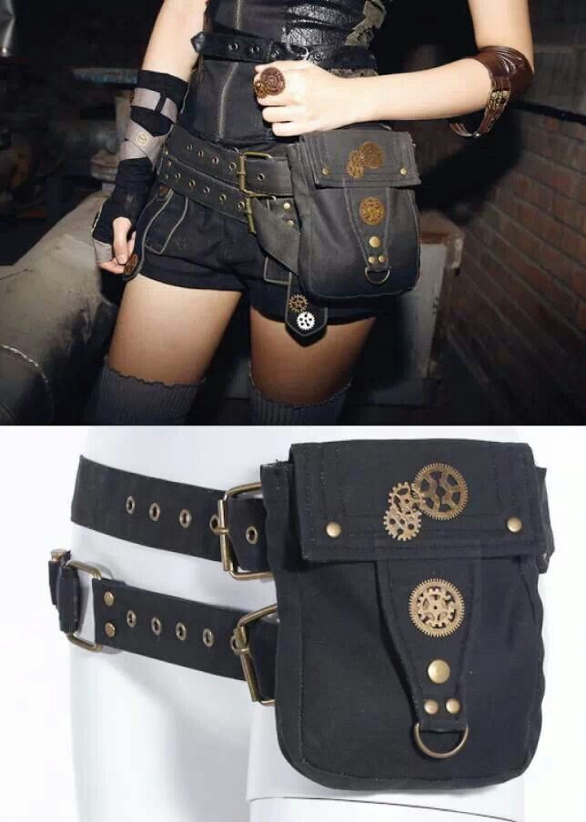 This satchel would be so cool to wear to supanova