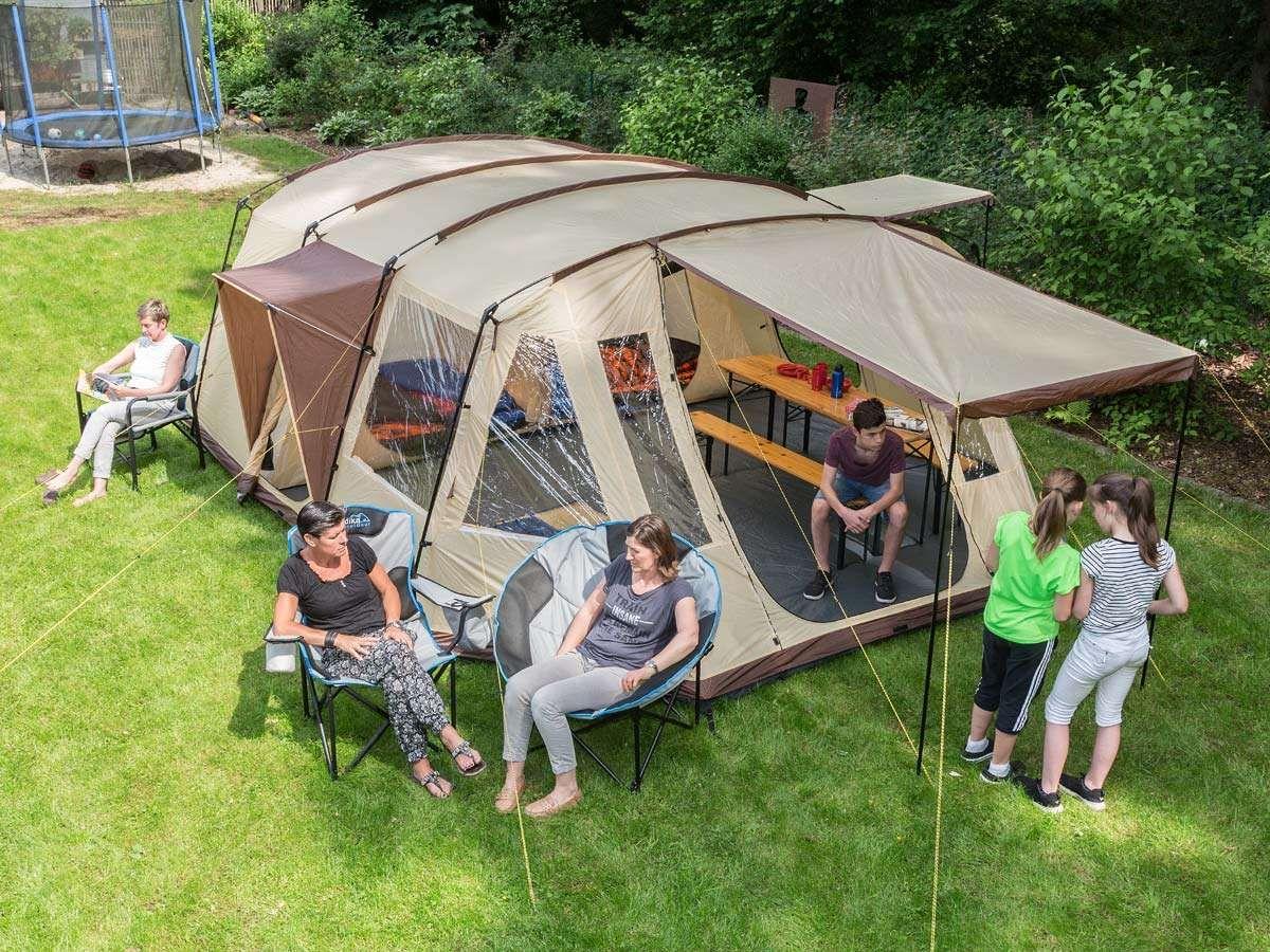 Campingzelt! Großes Gruppenzelt! Geräumiges Zelt für 6
