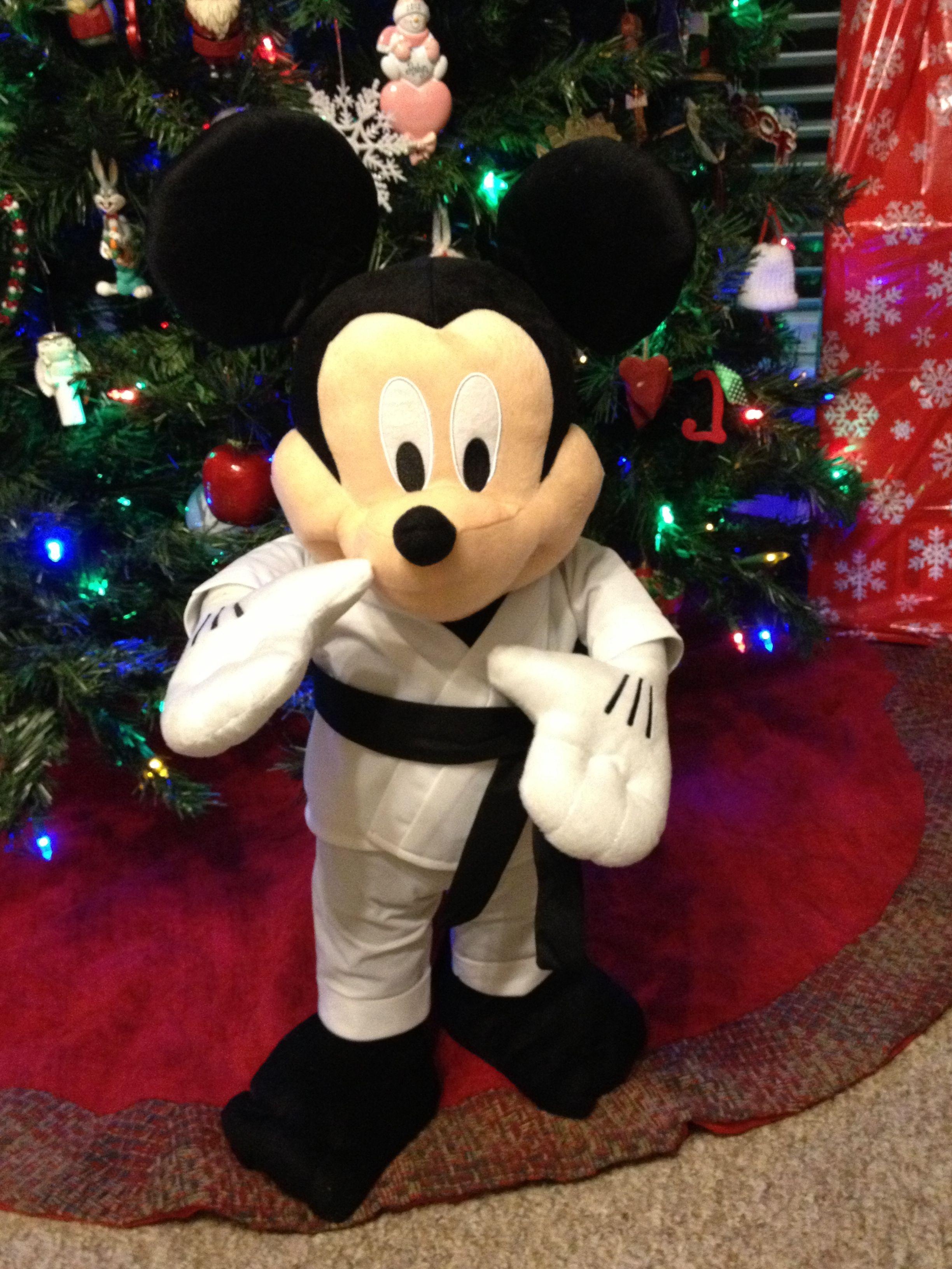 Karate christmas ornament - Karate