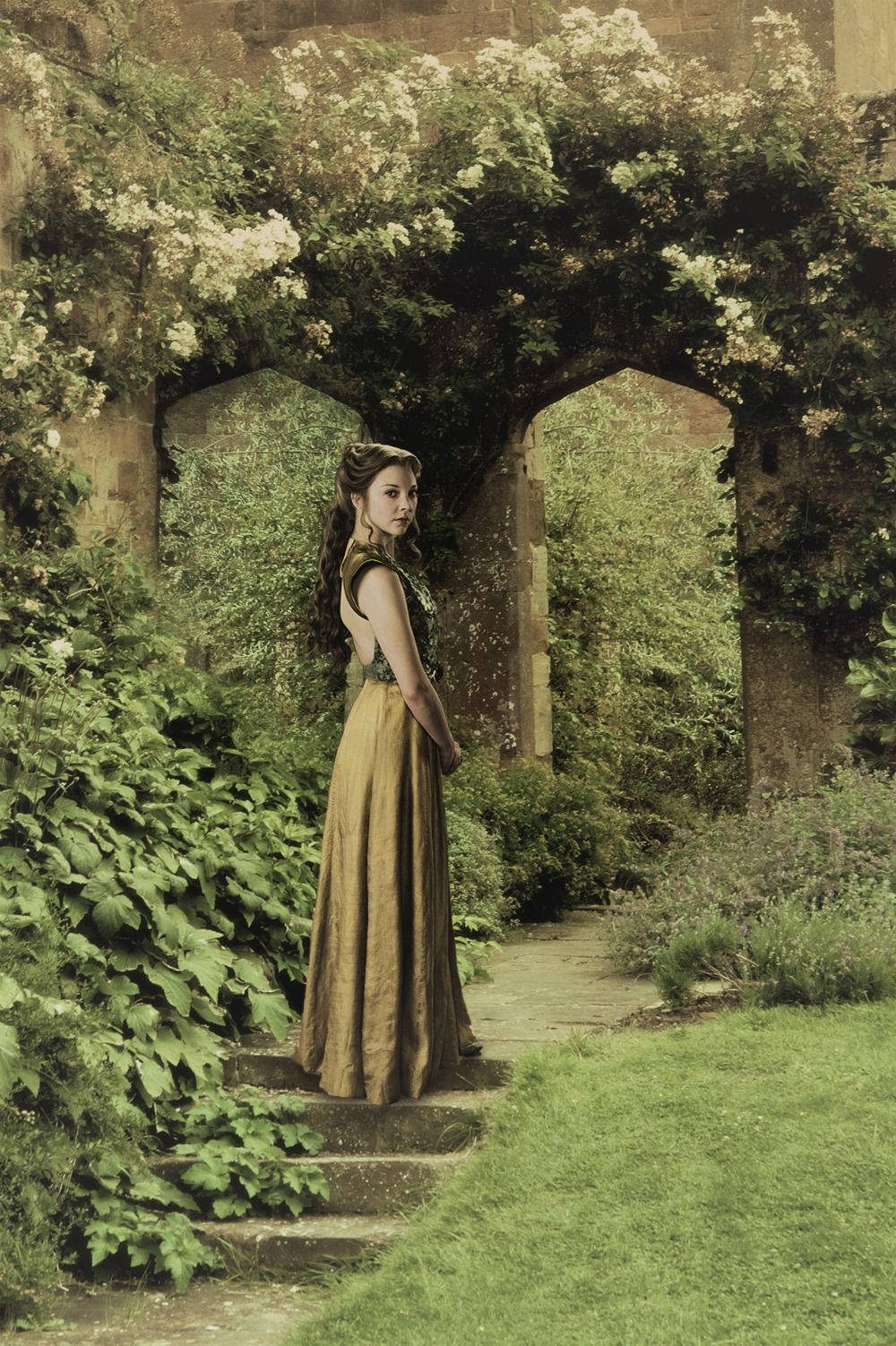 Margaery Tyrell ~ Game of Thrones Fan Art, The pride of Highgarden ...