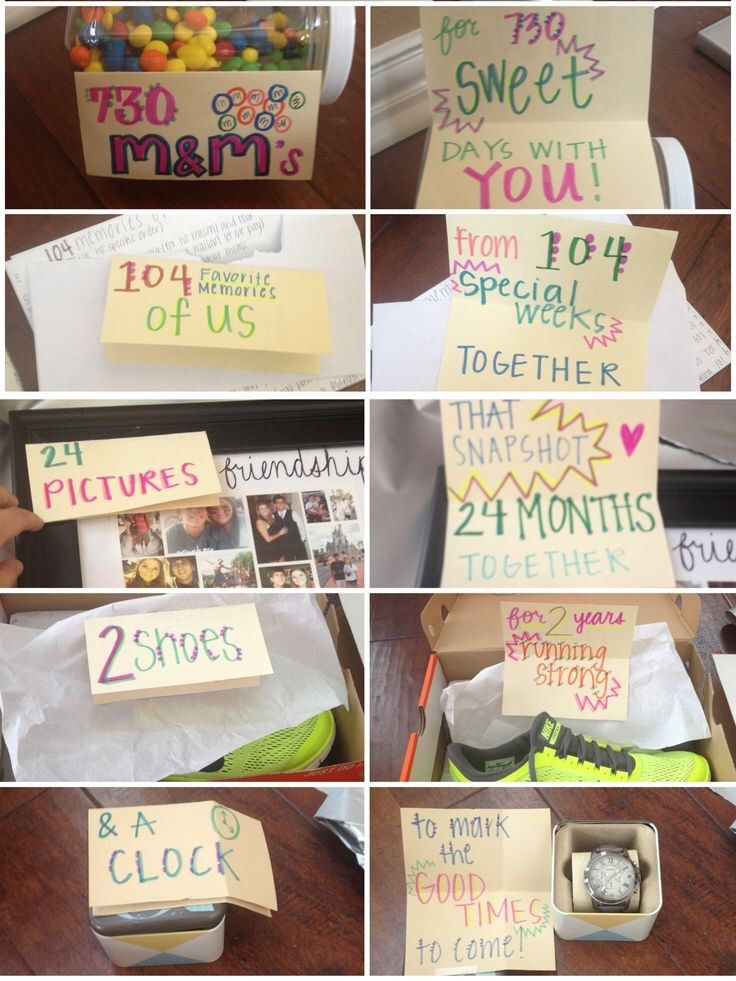 Birthday Ideas For You Significant Other 2 year
