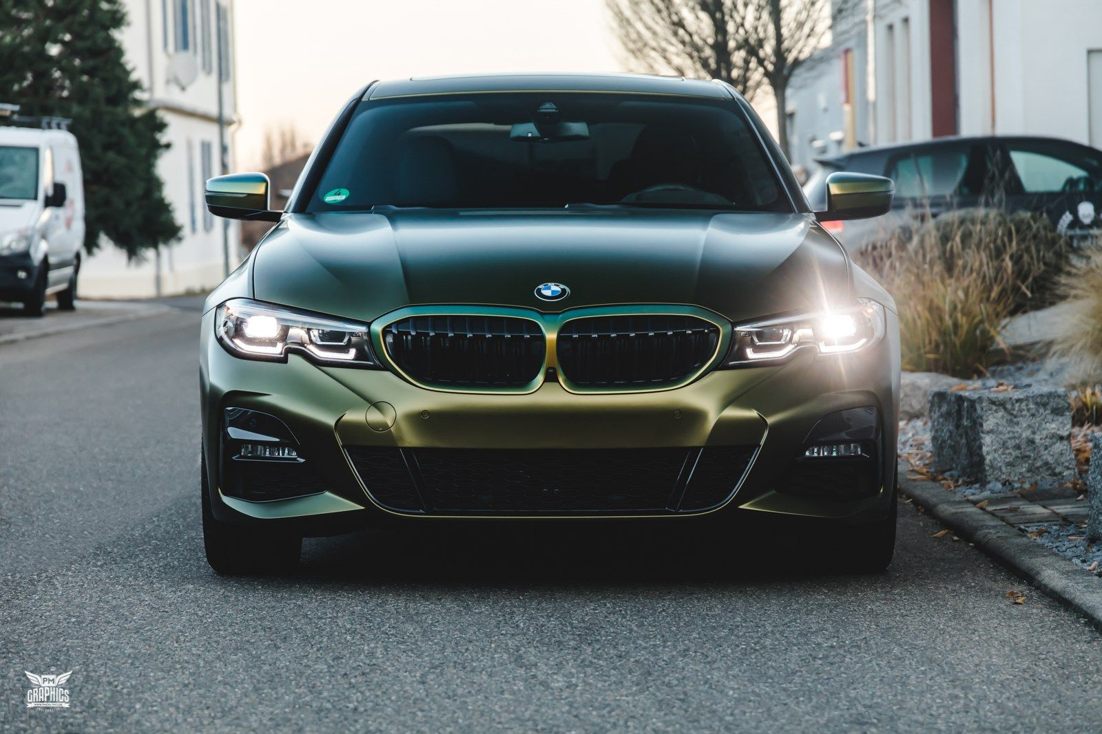 Check Out This Hope Green Wrapped G20 Bmw 3 Series In 2020 Bmw 3 Series Bmw Bmw Car Models