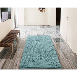 Shop For VCNY Barron Cotton Chenille Rug Free Shipping On Orders - Chenille bath mat for bathroom decorating ideas
