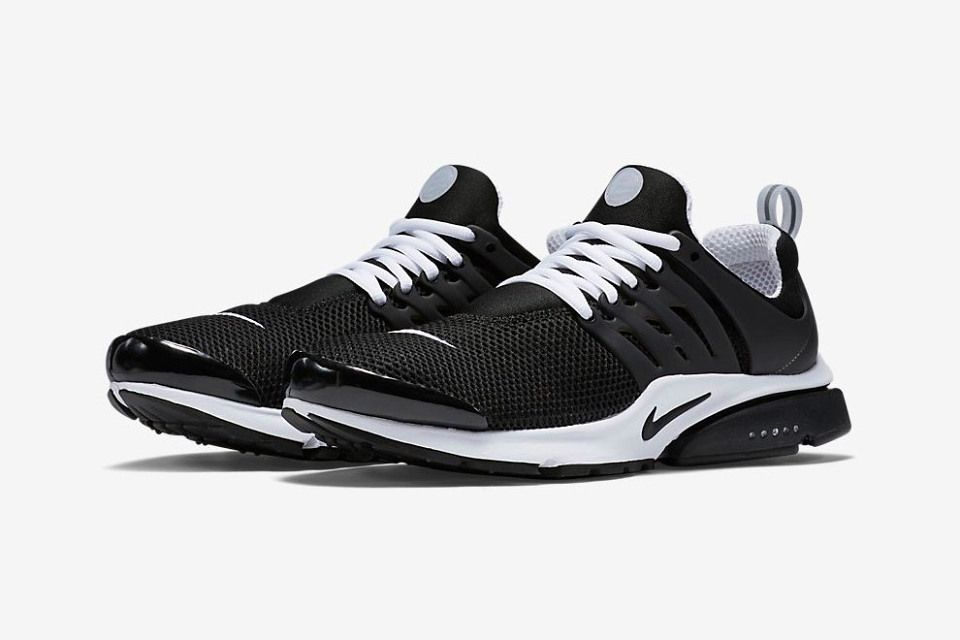 63024b3eb49a Comeback Of The Nike Presto In Black And White