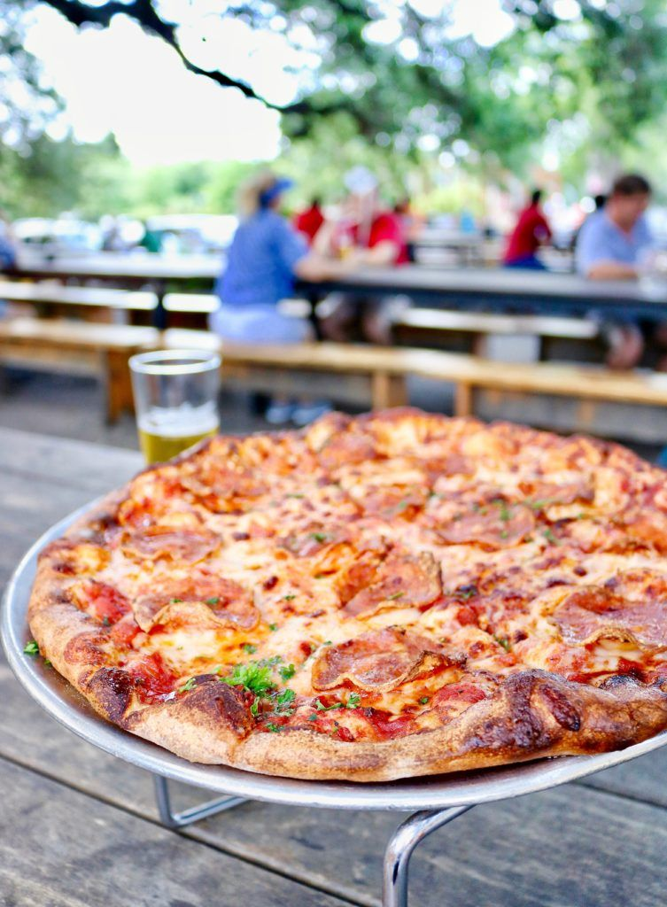 Your Guide To The Best Pizza In Austin Austin Food