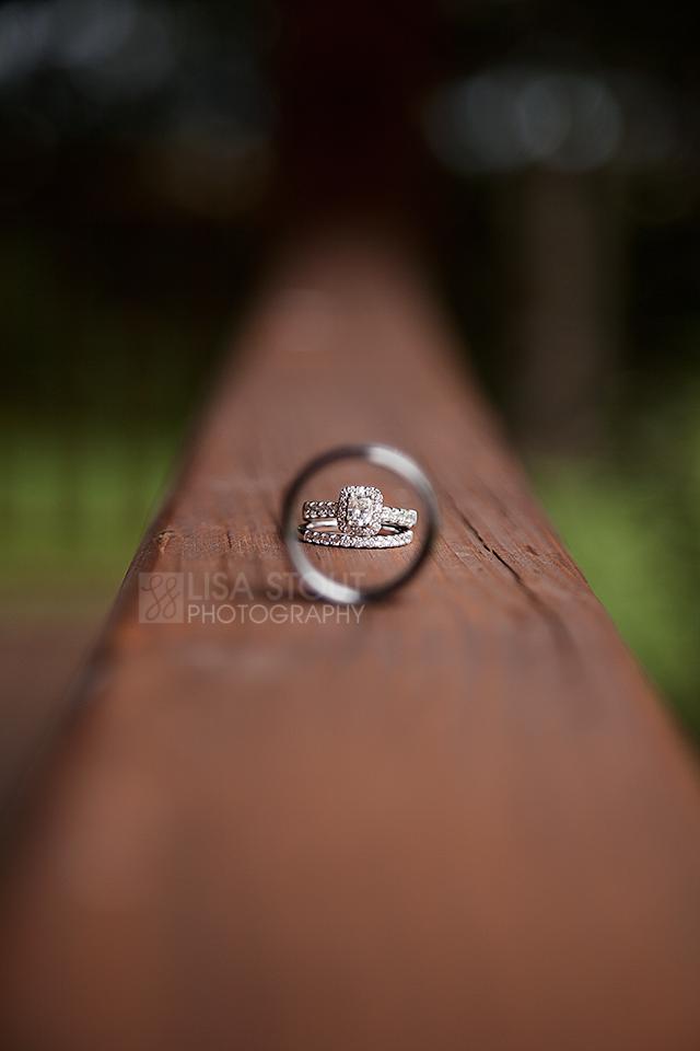 Janie and Kaid | Lyons Kansas Wedding Photography » Lisa Stout Photography  wedding ring