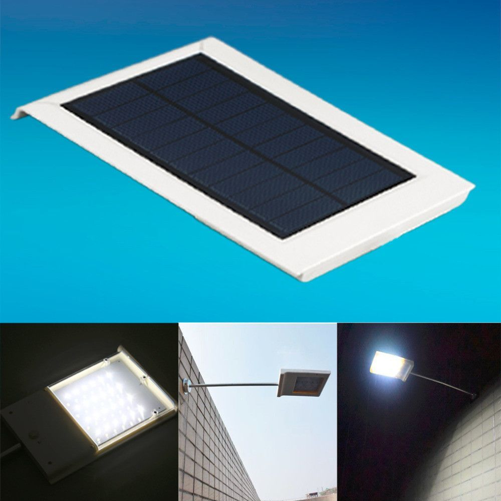 Wall Street Light Outdoor Lamp 12 Led Ultra Thin Waterproof Solar Sensor Outdoor Lamp Street Light Outdoor Lighting
