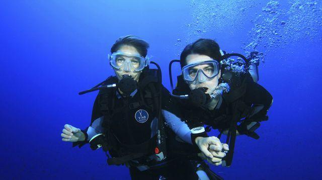 Y40, la piscine la plus profonde au monde (With images
