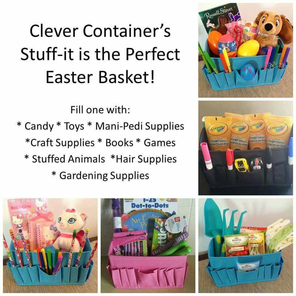 Clever Container Easter Baskets cleverbiz Direct