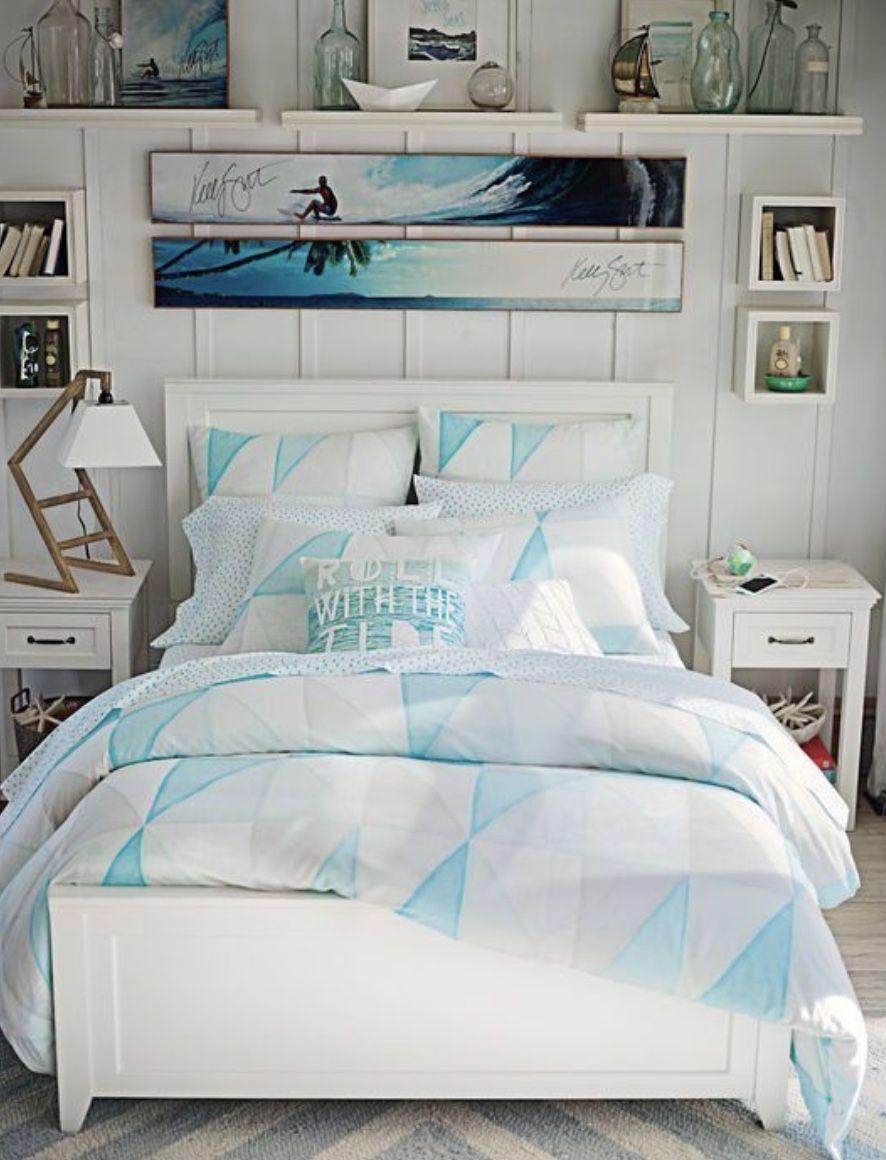 Surfer Bedroom Ideas Surf Shack Girls Etsy Dream Rooms