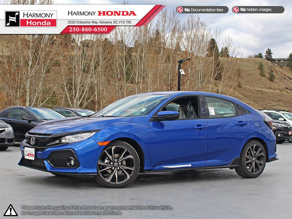 2017 Honda Civic Hatchback Sport Review Inspirational New