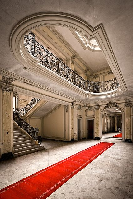 Red Carpet Ride ~ Chateau Lumiere   Flickr - Photo Sharing!