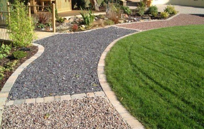 Ideen Fur Individuelle Gartenweg Gestaltung Ein Highlight Im Garten Garten Gartenweg Landschaftsbau