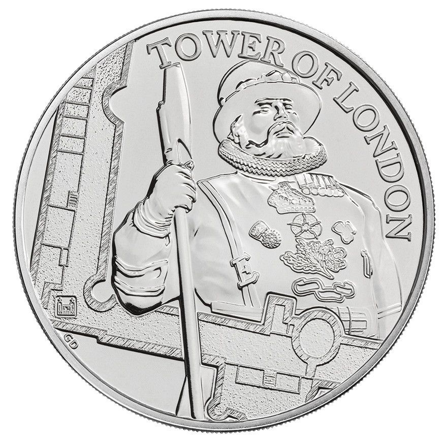 royal mint tower of london coins