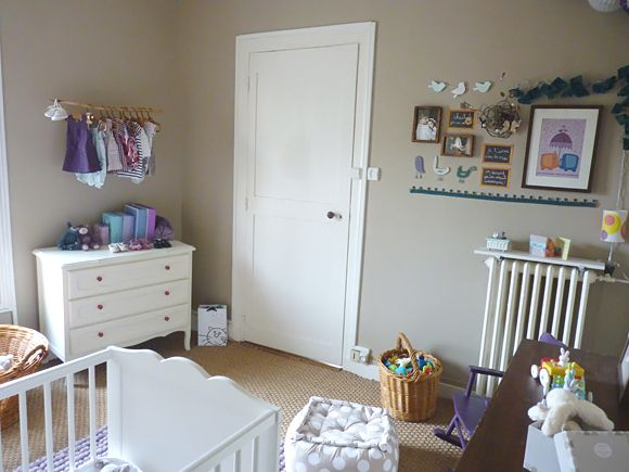 Chambre bébé mixte | Chambres bébé, Chambres et Bébé