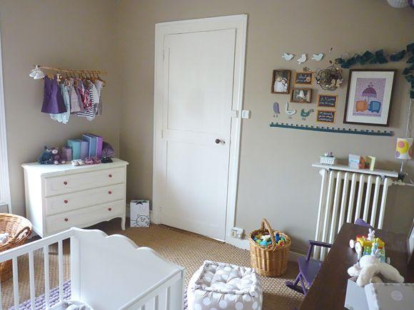Chambre bébé mixte | Kids rooms, Room and Nursery