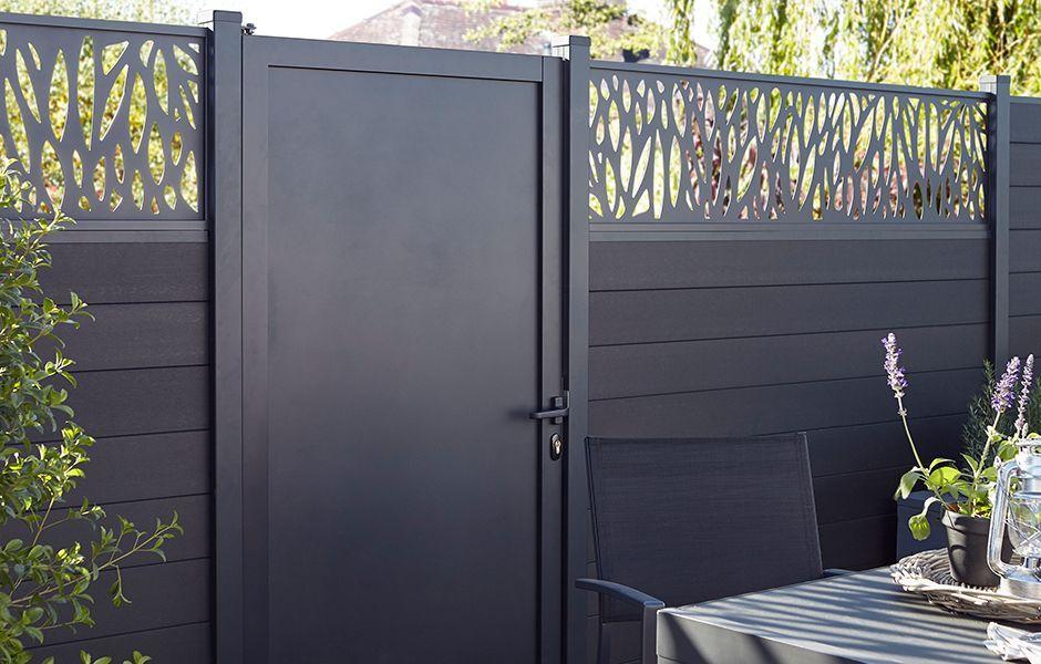 Garden Ranges Neva Fencing Screening Diy At B Q Backyard Patio Designs Front Garden Garden Wall