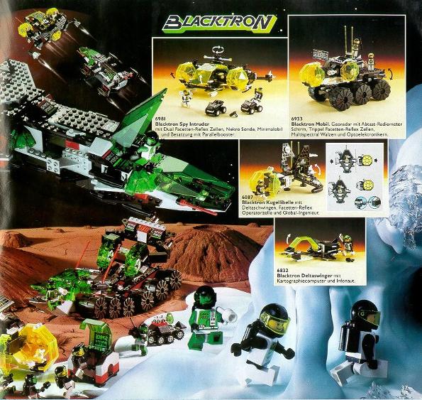 Lego Katalog 1992