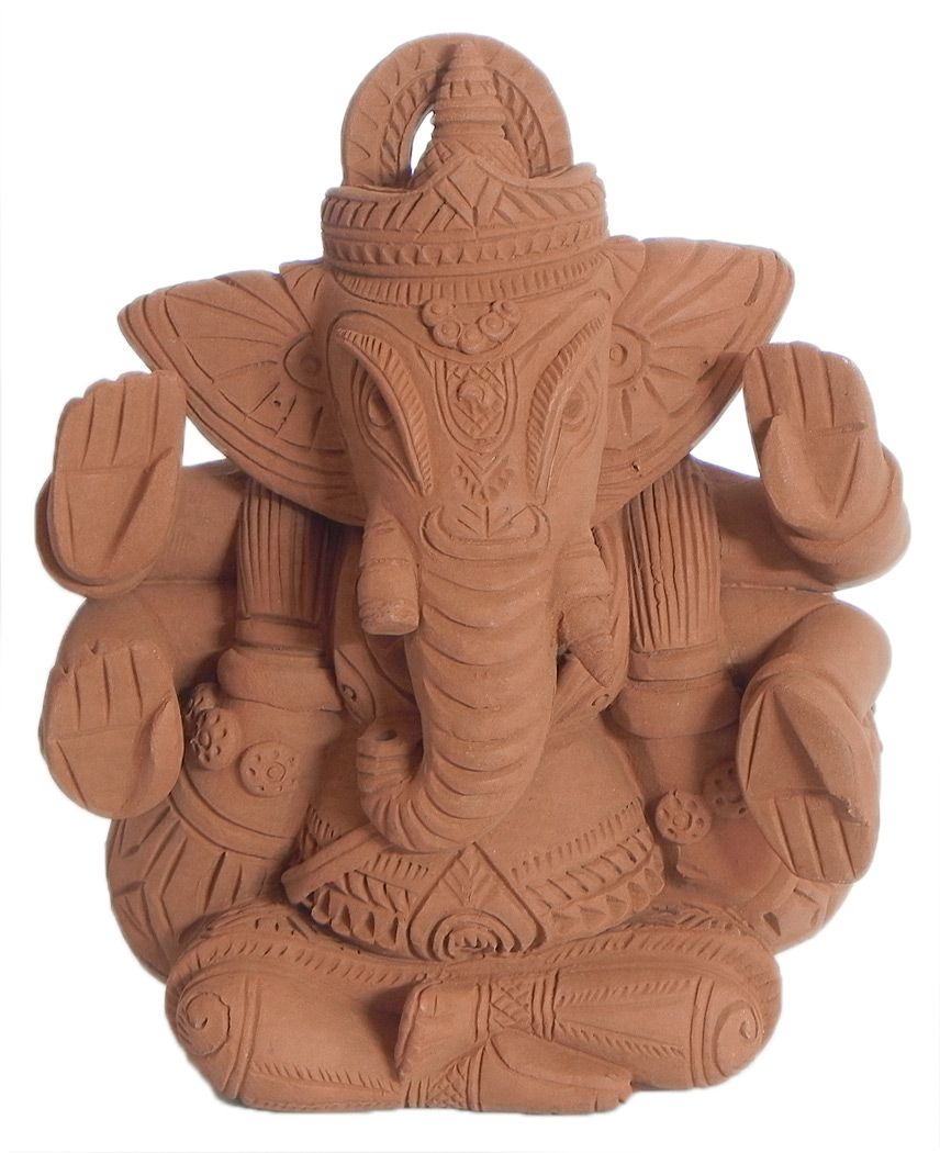Ganesha, Terracotta and Lord on Pinterest