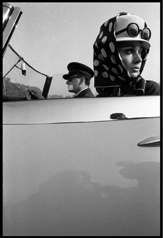 by Brian Duffy, 1965