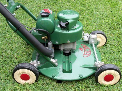 Thread My New Old Lawn Mower Lawn Mower Reel Mower Vintage Tractors