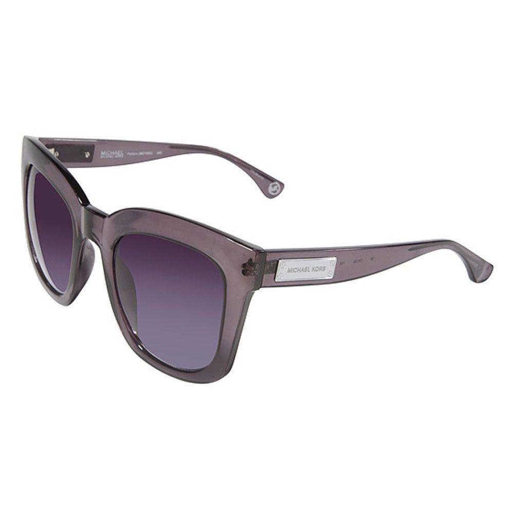 4975bb8cd06b Michael Kors M2798S-065 Women's Perkins gradient Gray Lenses Slate Plastic  Frame Sunglasses