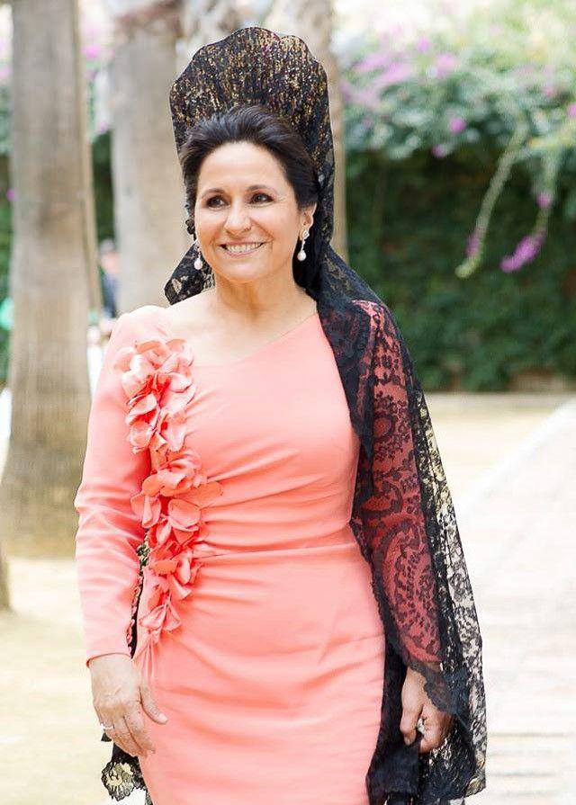 madrina madre novia boda vestido largo blog atodoconfetti | Spanish ...